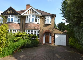 Thumbnail 3 bedroom semi-detached house for sale in Highdown, Old Malden, Worcester Park
