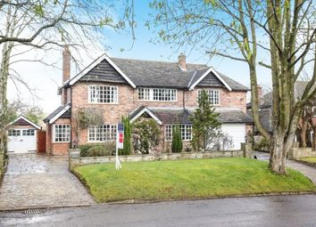 5 bed detached house for sale in Broadwalk, Prestbury, Cheshire, Uk SK10