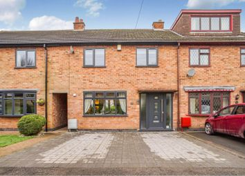 Thumbnail 3 bed terraced house for sale in Post Office Road, Atherstone