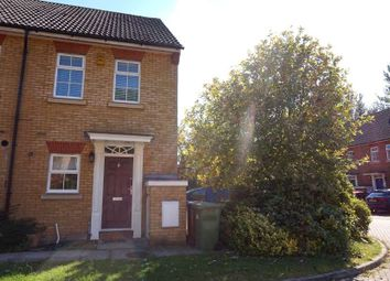 Thumbnail 2 bed semi-detached house to rent in Edinburgh Close, Pinner