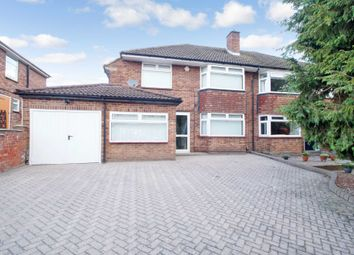 Thumbnail 4 bed semi-detached house for sale in Melsted Road, Hemel Hempstead