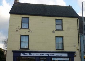 Thumbnail 3 bed flat to rent in Market Square, Fishguard