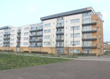 Thumbnail 1 bed flat to rent in Defence Close, West Thamesmead