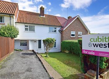 Thumbnail 3 bed terraced house for sale in Cowley Drive, Woodingdean, Brighton, East Sussex