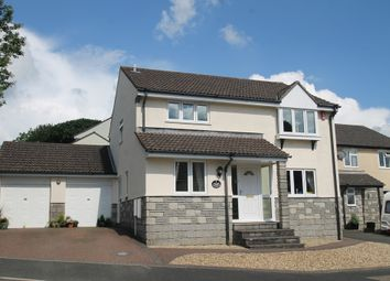 Thumbnail 4 bed detached house for sale in Crestfield Rise, Woodlands, Ivybridge