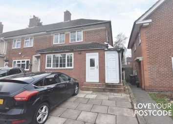 Thumbnail 3 bed semi-detached house to rent in Swancote Road, Birmingham