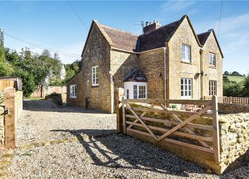 Thumbnail 3 bed semi-detached house for sale in Knapp Cottages, Powerstock, Bridport, Dorset