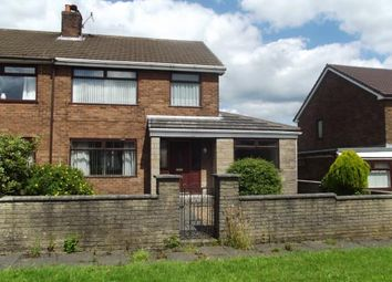 Thumbnail 3 bedroom semi-detached house for sale in Haigh Road, Aspull, Wigan, Greater Manchester