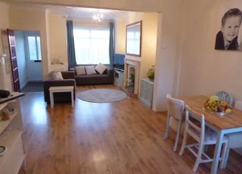 Thumbnail 2 bedroom end terrace house for sale in Woodford Avenue, Ramsgate