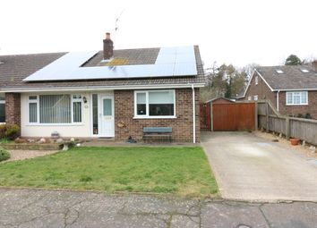 Thumbnail 4 bed semi-detached bungalow for sale in Brook Grove, Toftwood