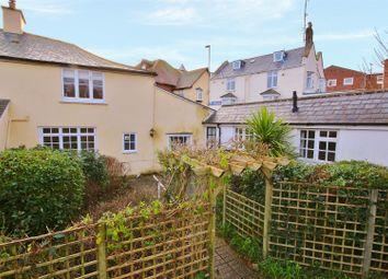 Thumbnail 2 bed cottage for sale in Silver Street, Lyme Regis