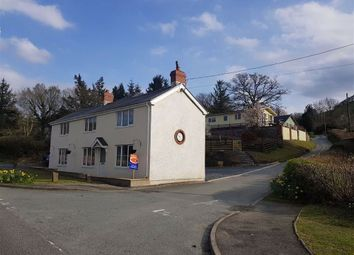 Thumbnail 4 bedroom detached house for sale in Cemmaes Road, Machynlleth, Powys