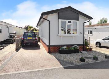 Thumbnail 2 bed mobile/park home for sale in Arundel Drive, Thornlea Court, Littlehampton