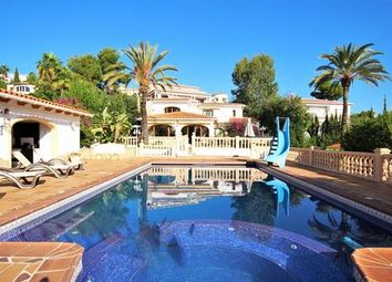 Thumbnail 6 bed villa for sale in Spain, Valencia, Alicante, Moraira