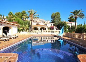 Thumbnail 6 bed villa for sale in Spain, Valencia, Alicante, Moraira