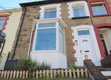 4 bed terraced house for sale in Turberville Road, Porth -, Porth CF39