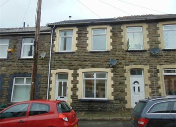 Thumbnail 3 bedroom terraced house to rent in Glancynon Terrace, Abercynon, Mountain Ash