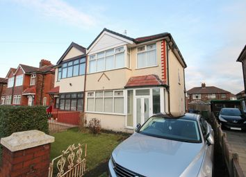 Thumbnail 3 bed semi-detached house for sale in Peel House Lane, Widnes