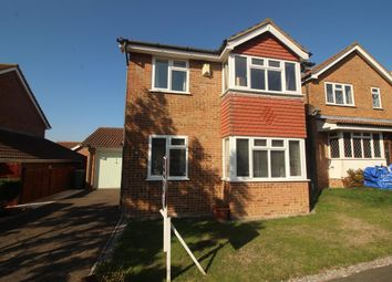 Thumbnail 4 bed detached house for sale in Borrowdale Close, Eastbourne
