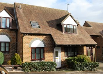 Thumbnail 2 bed flat for sale in St. Michaels Close, Lambourn, Hungerford