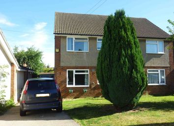 Thumbnail 3 bed semi-detached house to rent in Rowley Close, Watford