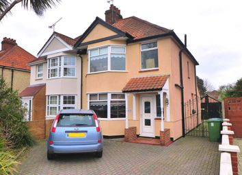 Thumbnail 3 bedroom semi-detached house for sale in Romsey Road, Maybush, Southampton