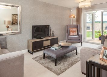 "Thumbnail 4 bedroom detached house for sale in ""Alderney"" at East Walk, Yate, Bristol"
