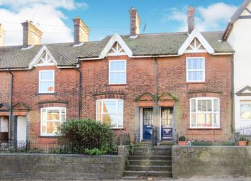 Thumbnail 3 bed terraced house for sale in Briston Road, Melton Constable