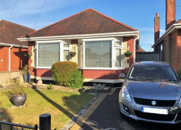 Thumbnail 2 bed bungalow for sale in Brierley Road, Northbourne, Bournemouth, Dorset