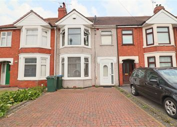 3 bed terraced house for sale in Welgarth Avenue, Coventry, West Midlands CV6