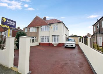 Thumbnail 4 bed semi-detached house for sale in Bellegrove Road, South Welling, Kent