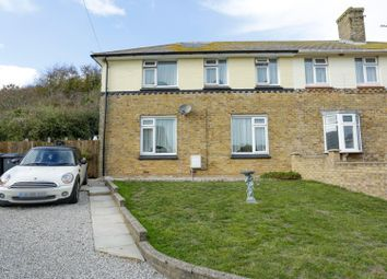 Thumbnail 3 bed semi-detached house for sale in Byron Crescent, Dover