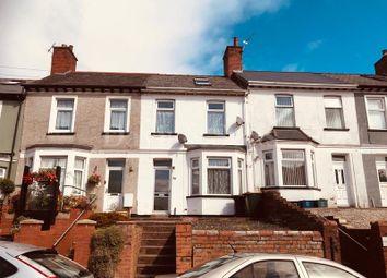 Thumbnail 3 bedroom terraced house to rent in Brynderwen Road, Newport, Newport.