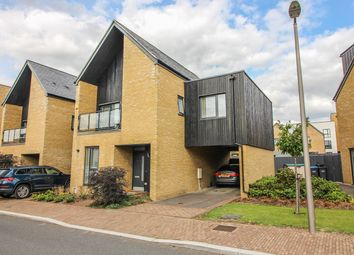 Thumbnail 4 bed detached house for sale in Barnsley Wood Rise, Newhall, Harlow