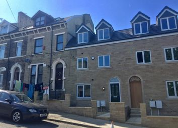 Thumbnail 6 bed terraced house for sale in Brearton Street, Bradford