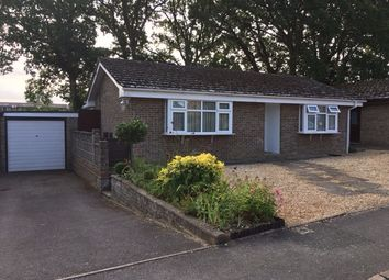 Thumbnail 2 bed bungalow to rent in Brabourne Avenue, Ferndown