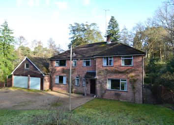 Thumbnail 5 bed detached house for sale in Greenacres, Farnham