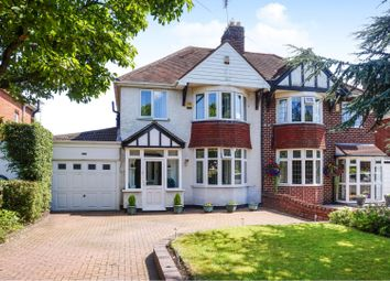 Thumbnail 3 bed semi-detached house for sale in Stafford Road, Walsall
