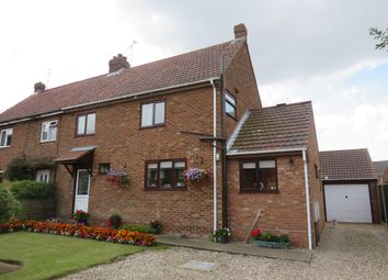 Thumbnail 3 bed semi-detached house for sale in Kings Road, Holt