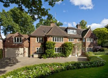 Thumbnail 6 bed detached house for sale in Compton Lodge, Compton Avenue