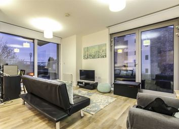 Thumbnail 3 bed flat for sale in Plaza Gardens, London