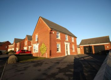 Thumbnail 4 bed detached house to rent in Beech Drive, Thornton-Cleveleys