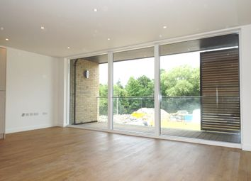 Thumbnail 2 bed flat to rent in Goldsworth Reach, Woking
