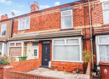 Thumbnail 3 bed terraced house for sale in Humberstone Road, Grimsby