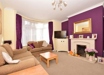 Thumbnail 4 bed semi-detached house for sale in Stanhope Road, Dover, Kent