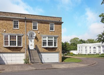 Thumbnail 4 bedroom end terrace house for sale in Hogarth Way, Hampton