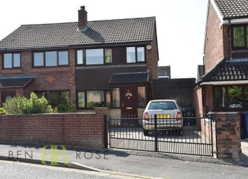 Thumbnail 3 bedroom semi-detached house for sale in Talbot Drive, Euxton, Chorley