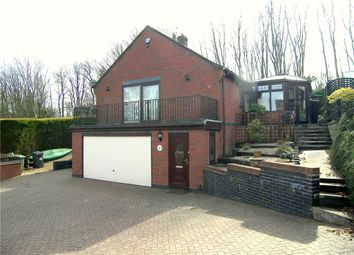 Thumbnail 3 bed detached bungalow for sale in Mount Crescent, Broadmeadows, South Normanton, Alfreton