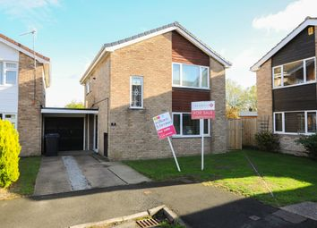 Thumbnail 4 bed link-detached house for sale in Lancelot Close, Walton, Chesterfield