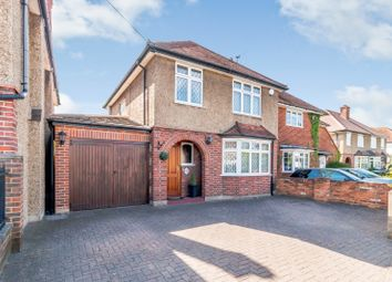 Thumbnail 3 bedroom detached house for sale in Firfield Road, Addlestone